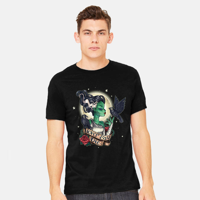 Undead-mens heavyweight tee-TimShumate