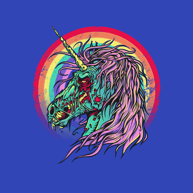 Unicorn Zombie-mens heavyweight tee-RicoMambo