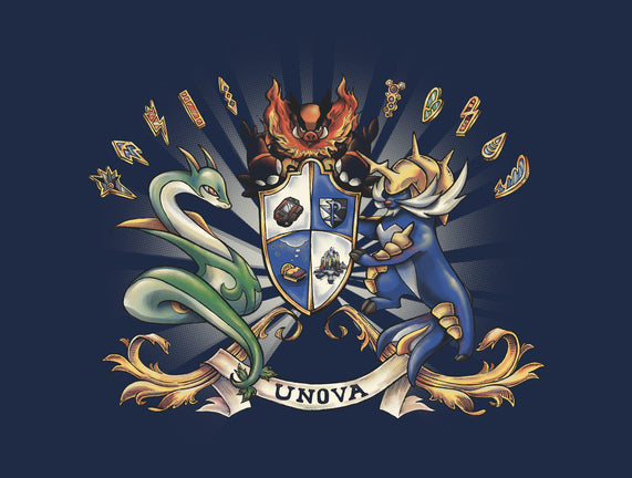 Unova Coat of Arms