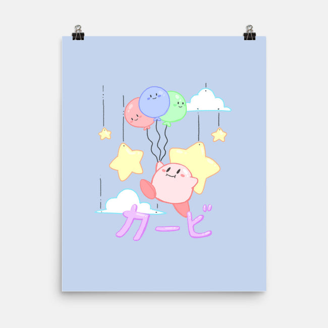 Up Up and Away!-none matte poster-graywrabbit