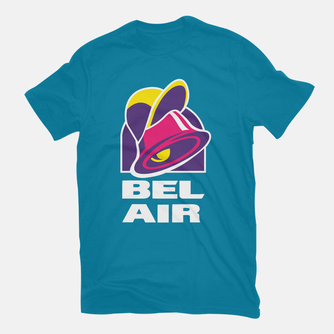 Taco Bel Air-mens heavyweight tee-dann matthews