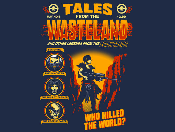 Tales From the Wasteland