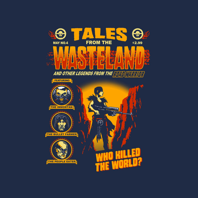 Tales From the Wasteland-mens heavyweight tee-JBaz