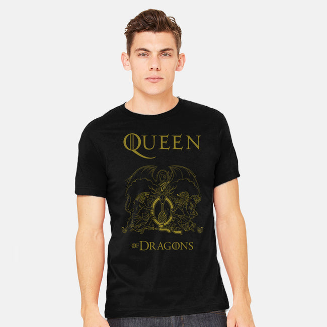 Targaryen Rhapsody-mens heavyweight tee-CappO