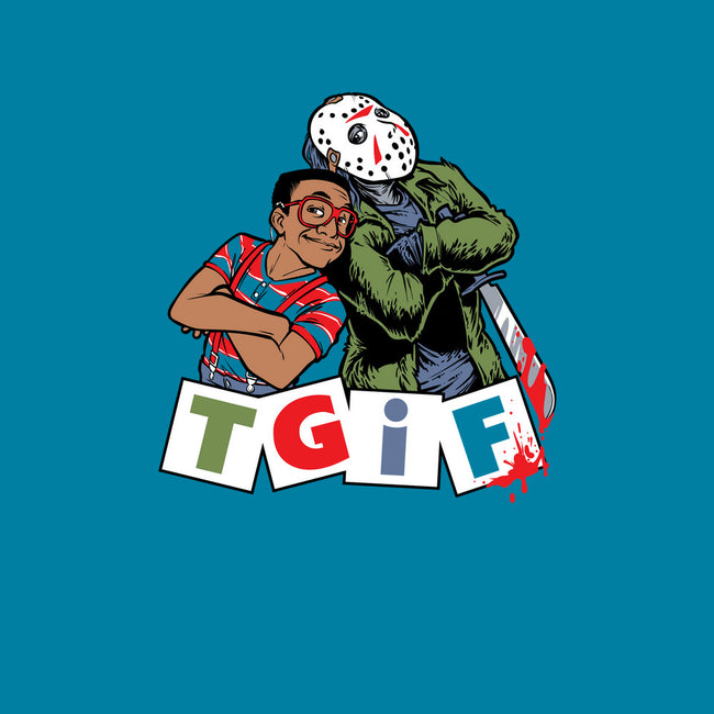 TGIF13-mens heavyweight tee-harebrained