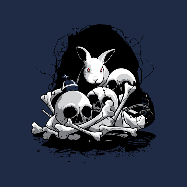The Beast of Caerbannog-mens heavyweight tee-Adams Pinto
