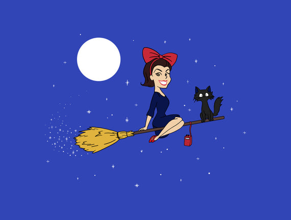 The Bewitched Delivery Service