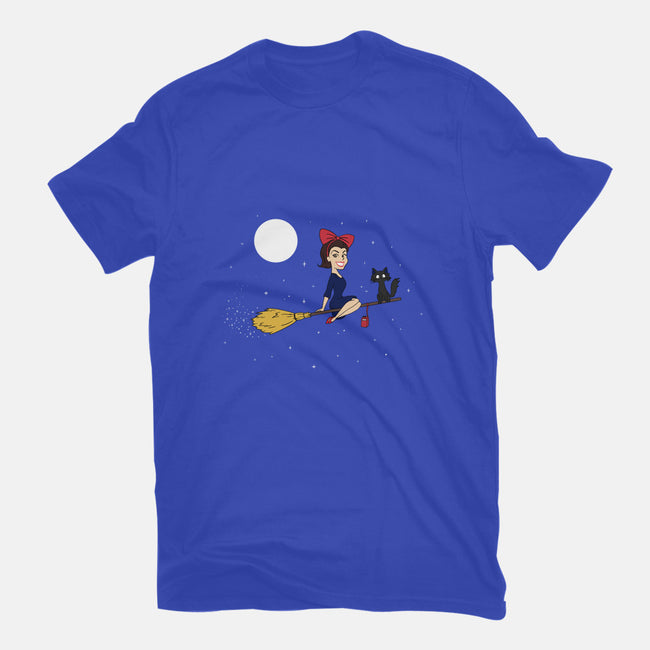 The Bewitched Delivery Service-mens heavyweight tee-CorinnaSchlachter