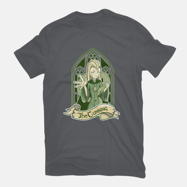 The Cunning-mens heavyweight tee-nayawei