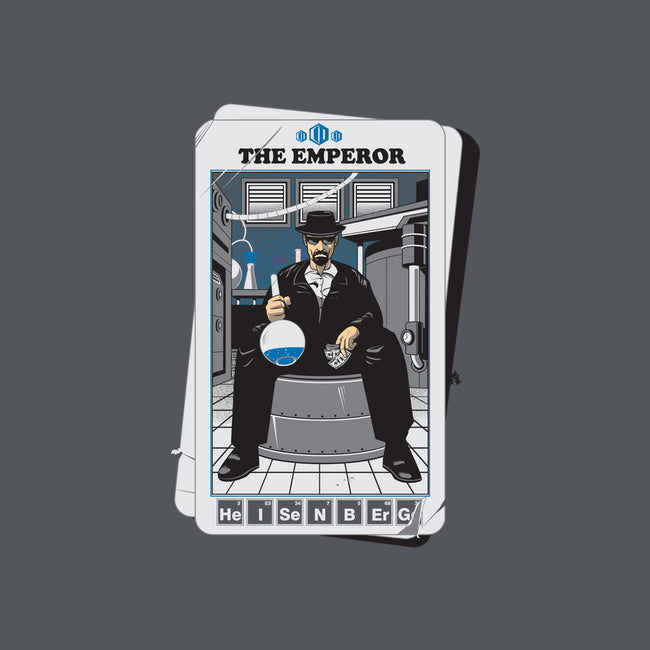The Emperor-none matte poster-Adams Pinto