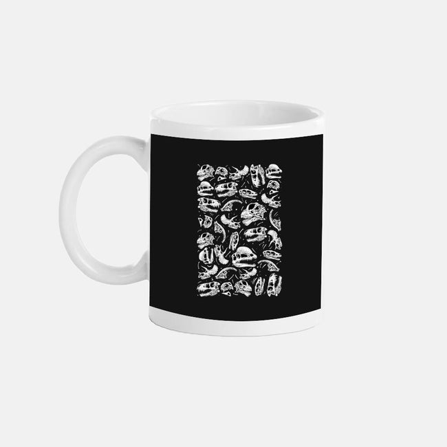 The Fossil Bed-none glossy mug-Paintchips