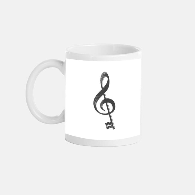 The G Key-none glossy mug-JCMaziu