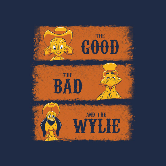 The Good, The Bad and The Wylie-mens heavyweight tee-stuffofkings