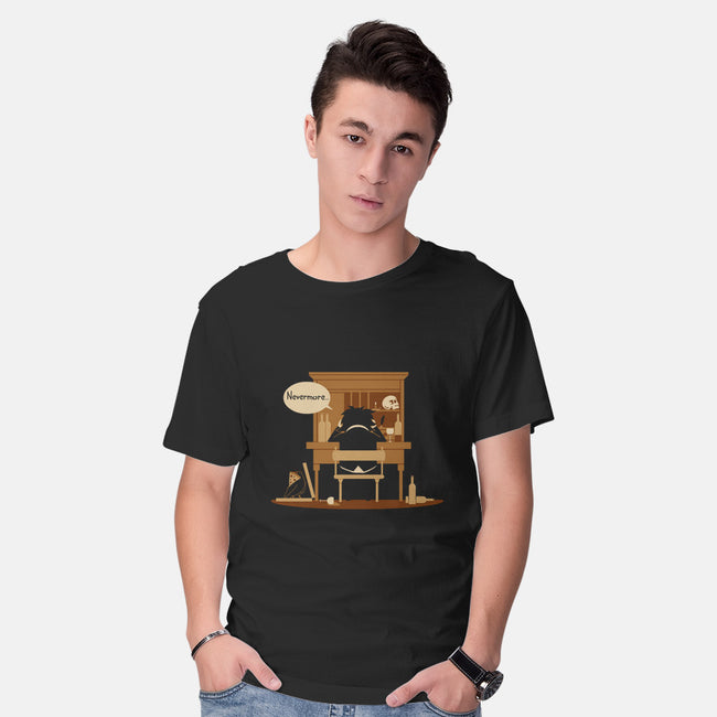 The Hangover-mens basic tee-Teo Zed