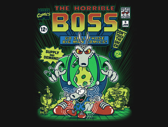 The Horrible Boss