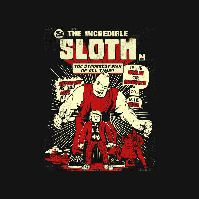 The Incredible Sloth-mens heavyweight tee-BlairJCampbell