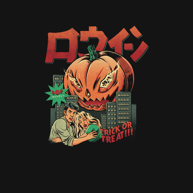 The Killer Pumpkin-mens heavyweight tee-ilustrata