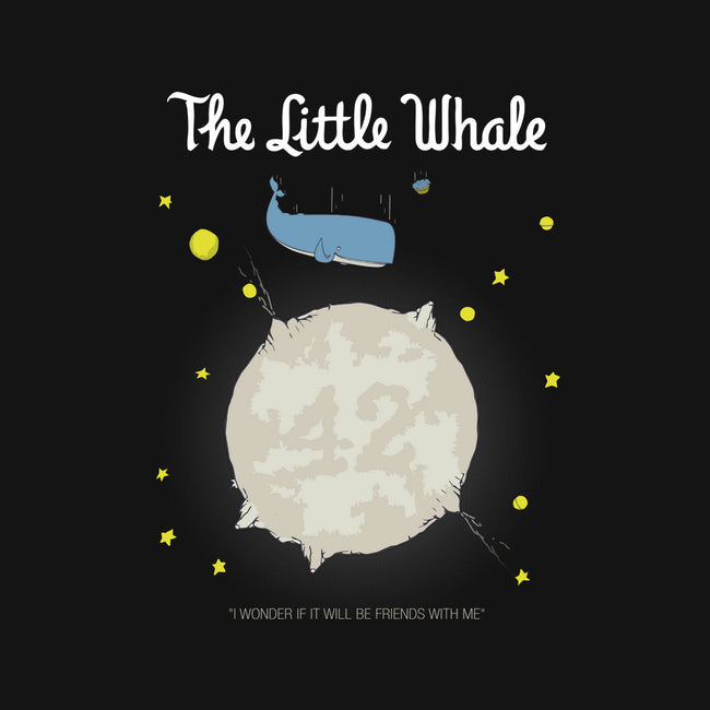 The Little Whale-none glossy mug-maped
