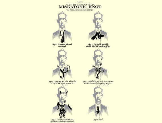 The Miskatonic Knot Guide