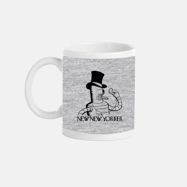 The New New Yorker-none glossy mug-jangosnow
