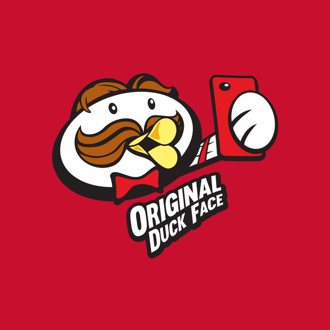 The Original Duck Face-none stretched canvas-NickGarcia