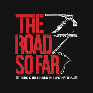 The Road So Far Playbill