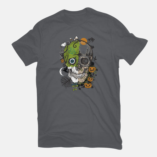 The Seasons of My Mind-mens basic tee-wotto