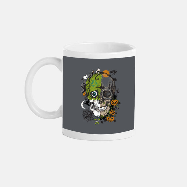 The Seasons of My Mind-none glossy mug-wotto