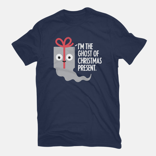 The Spirit of Giving-mens heavyweight tee-David Olenick
