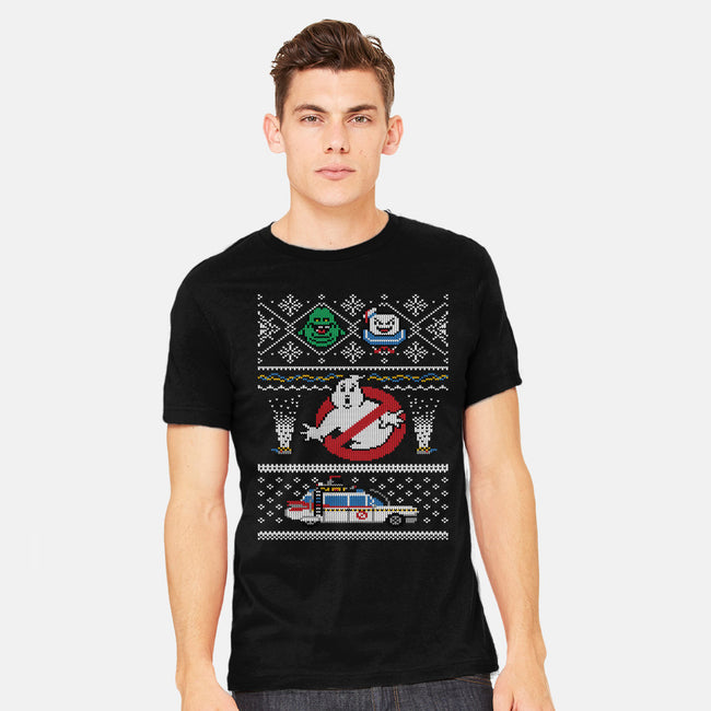There is no Xmas, only Zuul!-mens heavyweight tee-Mdk7