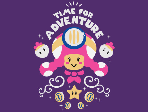 Time for Adventure, Toadette