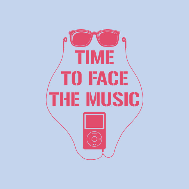 Time To Face The Music!-youth pullover sweatshirt-danielmorris1993
