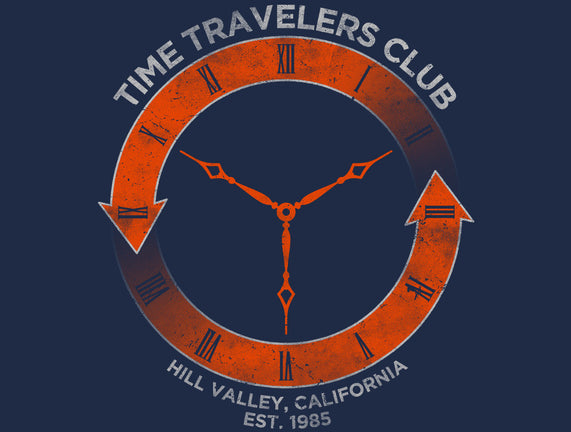 Time Travelers Club-Hill Valley