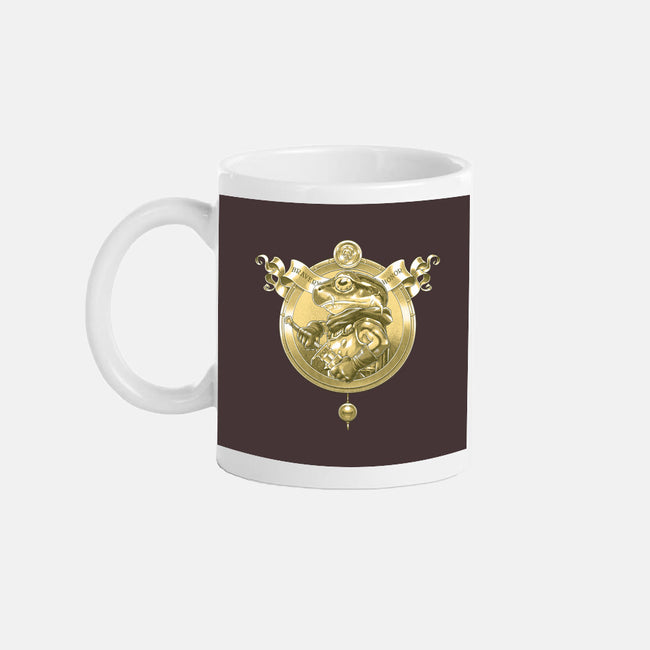 Timeless Bravery and Honor-none glossy mug-michelborges