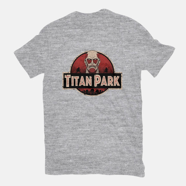 Titan Park-mens long sleeved tee-pigboom