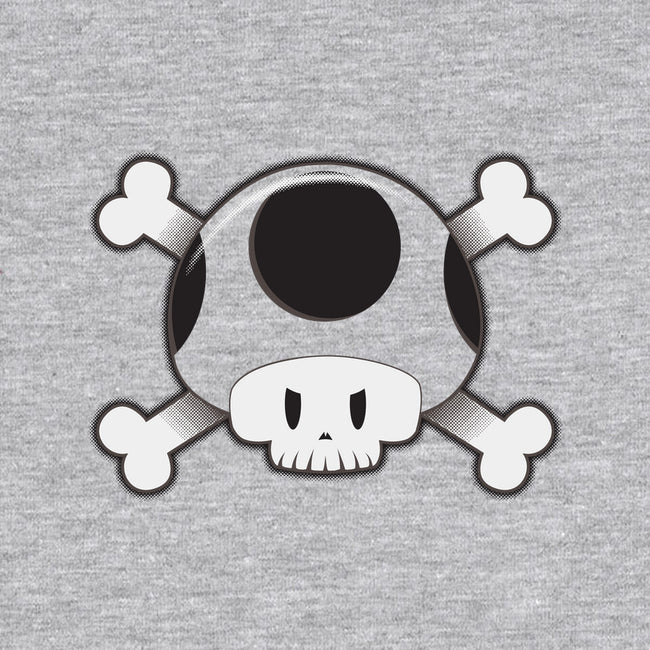Toad Skull-youth basic tee-Jason Tracewell