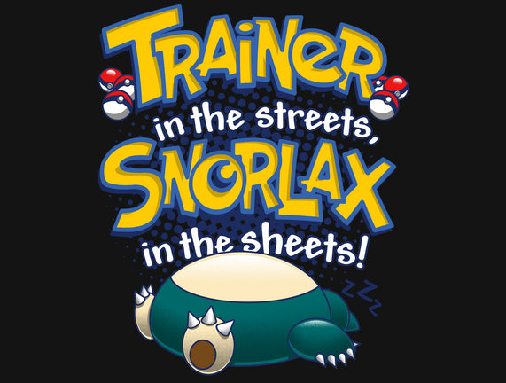 Trainer In The Streets
