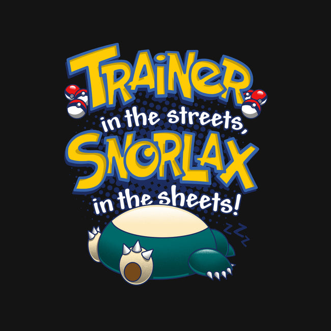 Trainer In The Streets-none glossy sticker-ClayGrahamArt
