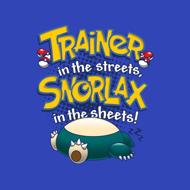 Trainer In The Streets-mens heavyweight tee-ClayGrahamArt
