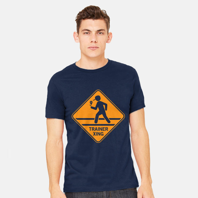 Trainer Xing-mens heavyweight tee-famousafterdeath