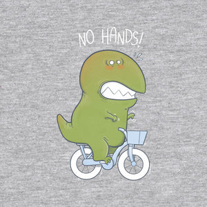 T-Rex Tries Biking