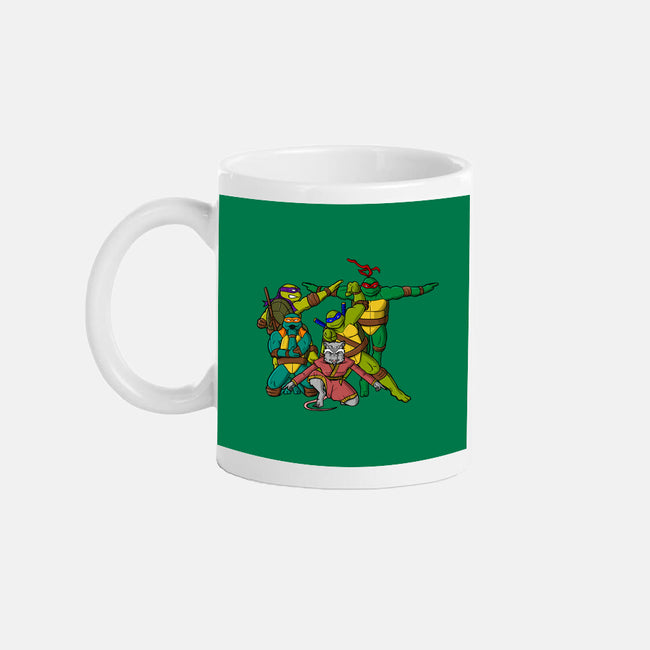 Turtle Force-none glossy mug-MarianoSan