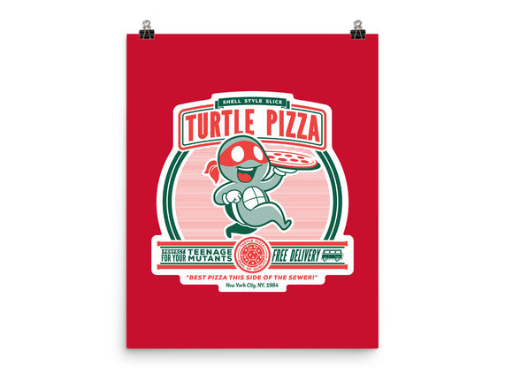 Turtle Pizza