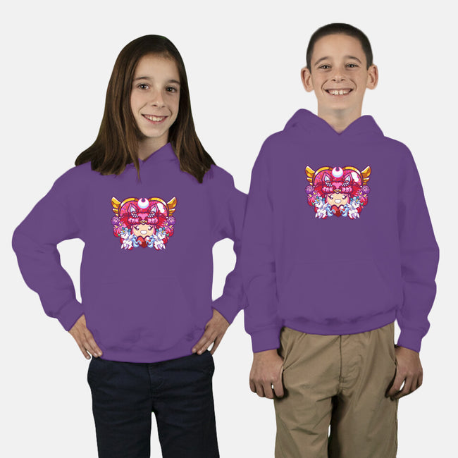 Twinkle Yell!-youth pullover sweatshirt-jenovasilver