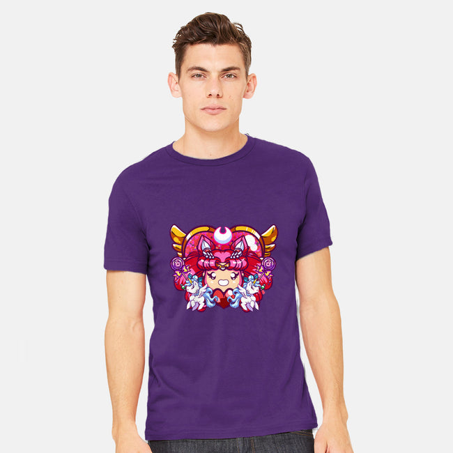 Twinkle Yell!-mens heavyweight tee-jenovasilver