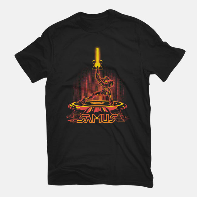 SAMTRON-mens heavyweight tee-DJKopet