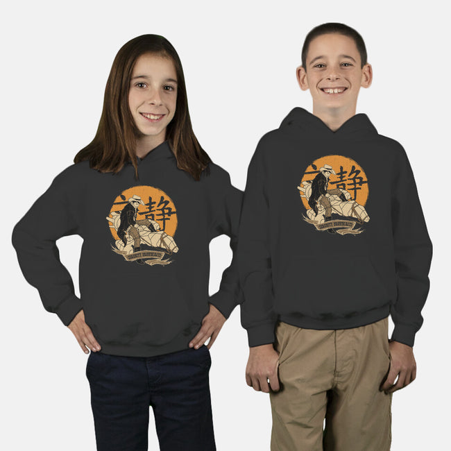 Serenity Browncoats-youth pullover sweatshirt-zerobriant