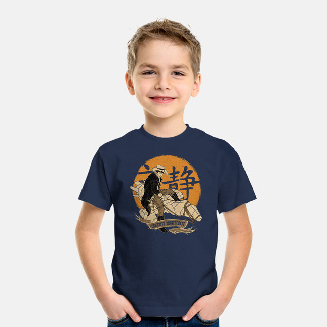 Serenity Browncoats-youth basic tee-zerobriant