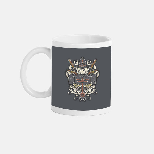 Serenity Valley Memorial-none glossy mug-Arinesart