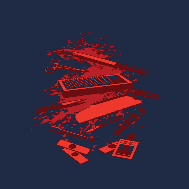 Serial Killer Toolbox-none stretched canvas-Matt_Dearden